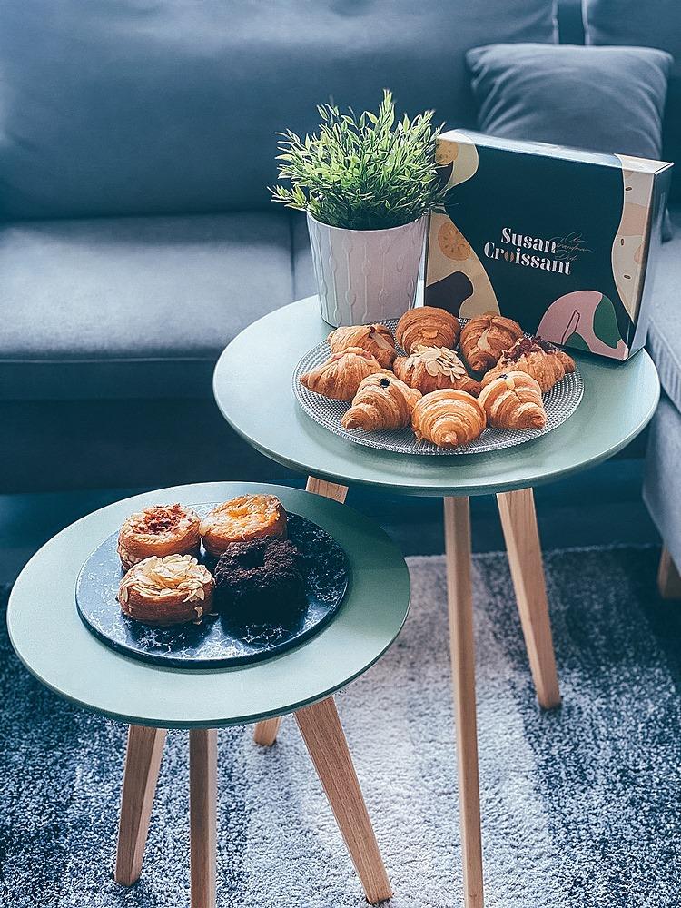 Susan Croissant Delivery